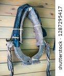 Vintage Horse Whist Yoke On...