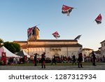 spilimbergo. pordenone district.... | Shutterstock . vector #1287312934