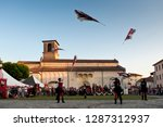 spilimbergo. pordenone district.... | Shutterstock . vector #1287312937