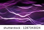 music background vector.... | Shutterstock .eps vector #1287343024