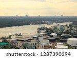 bangkok thailand   jan 2019 ... | Shutterstock . vector #1287390394