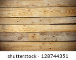 Light Wooden Background