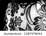 abstract background. monochrome ... | Shutterstock . vector #1287478441