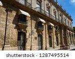 havana  cuba   april 5  2014 ... | Shutterstock . vector #1287495514