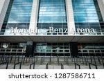 berlin  germany   january 2019  ... | Shutterstock . vector #1287586711