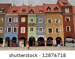 old town | Shutterstock . vector #12876718