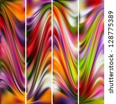 vector vertical banner   Shutterstock .eps vector #128775389
