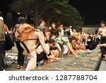 bangkok thailand january 16...   Shutterstock . vector #1287788704