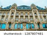 odessa  ukraine   august 2017 ... | Shutterstock . vector #1287807481