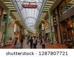 kobe japan april 17  people... | Shutterstock . vector #1287807721