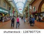 kobe japan april 17  people... | Shutterstock . vector #1287807724