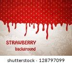 Fresh Strawberry Background ...