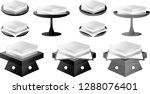 monochrome gradation three... | Shutterstock .eps vector #1288076401