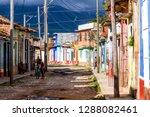 trinidad  cuba   november 21 ...   Shutterstock . vector #1288082461