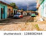trinidad  cuba   november 21 ...   Shutterstock . vector #1288082464