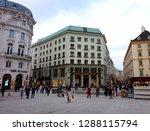 vienna  austria   01 06 2019.... | Shutterstock . vector #1288115794