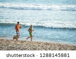 bali  indonesia   february 4 ...   Shutterstock . vector #1288145881