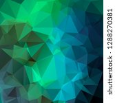 modern vector geometric...   Shutterstock .eps vector #1288270381