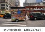 new york ny usa july 11  2018 a ... | Shutterstock . vector #1288287697