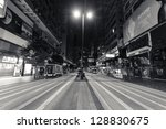 hong kong   january 8   nathan... | Shutterstock . vector #128830675