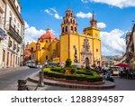 guanajuato  mexico   january 12 ... | Shutterstock . vector #1288394587