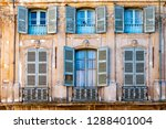 stained and discolored... | Shutterstock . vector #1288401004