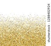 gold triangles glitter luxury... | Shutterstock .eps vector #1288402924