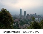 taipei city is the capital and... | Shutterstock . vector #1288442497