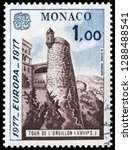 monaco  monaco   may 3  1977 ... | Shutterstock . vector #1288488541