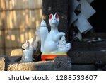 "fox object ""oinarisan"" in a...   Shutterstock . vector #1288533607"