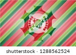 social network icon inside... | Shutterstock .eps vector #1288562524
