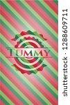 tummy christmas emblem. | Shutterstock .eps vector #1288609711
