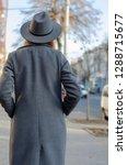 outdoor portrait of young... | Shutterstock . vector #1288715677