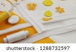 fashion trends in the clothing... | Shutterstock . vector #1288732597