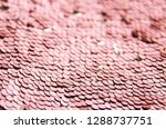 bright shiny rugged texture of... | Shutterstock . vector #1288737751