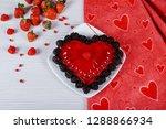 Sweet Jelly Hearts Dessert In...