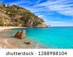 la granadella beach in...   Shutterstock . vector #1288988104