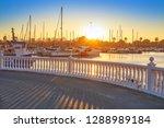 guardamar del segura marina...   Shutterstock . vector #1288989184