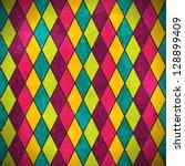 Geometric Pattern Made Of...