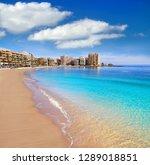 playa del cura beach in... | Shutterstock . vector #1289018851
