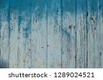 aged natural old blue color... | Shutterstock . vector #1289024521