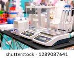 high accuracy   precision... | Shutterstock . vector #1289087641