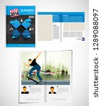 template vector design ready... | Shutterstock .eps vector #1289088097