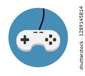 joystick icon vector isolated...