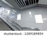 facilities in mtr stations | Shutterstock . vector #1289189854