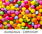sweet color candy | Shutterstock . vector #128923169