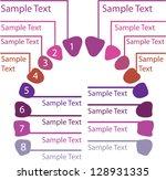 dental top jaw | Shutterstock .eps vector #128931335