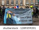 rennes  bretagne   france  ... | Shutterstock . vector #1289359201