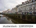 rennes  bretagne   france  ... | Shutterstock . vector #1289359204