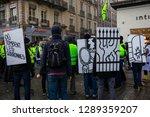 rennes  bretagne   france  ... | Shutterstock . vector #1289359207